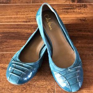 Cole Haan ballet slippers (NikeAir Soles)